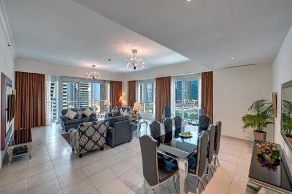 Marina Hotel Apartments - фото 10