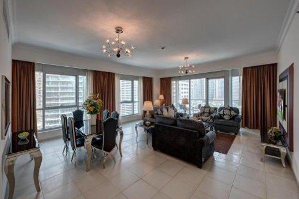 Marina Hotel Apartments - фото 11