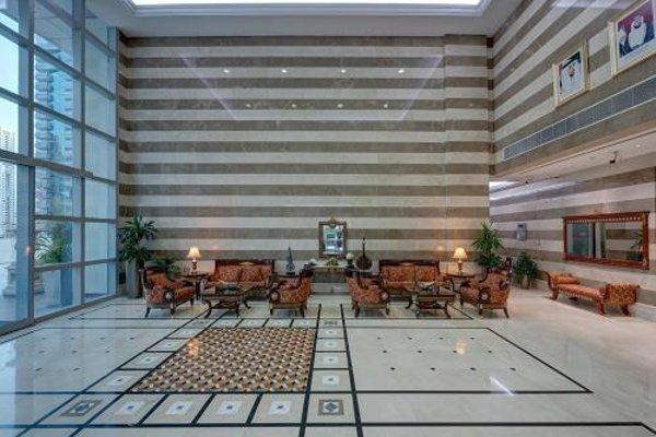 Marina Hotel Apartments - фото 12