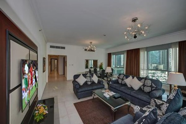 Marina Hotel Apartments - фото 13
