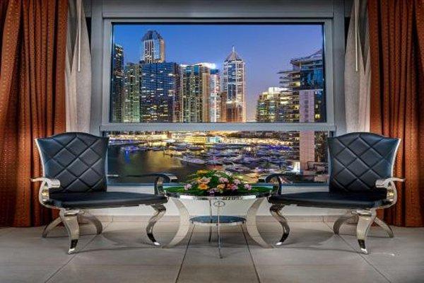 Marina Hotel Apartments - фото 14