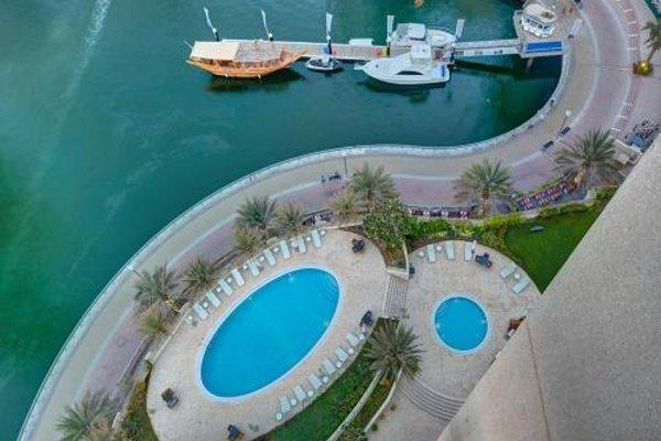 Marina Hotel Apartments - фото 15