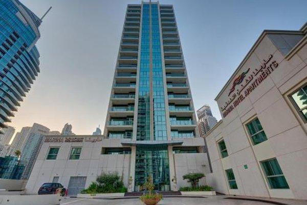 Marina Hotel Apartments - фото 16