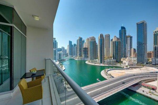 Marina Hotel Apartments - фото 17