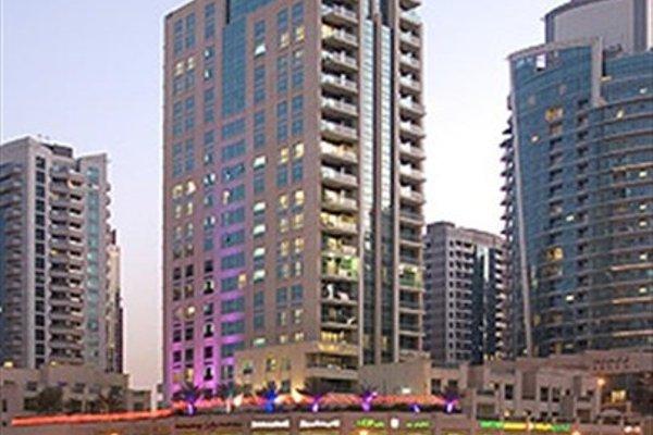 Marina Hotel Apartments - фото 18
