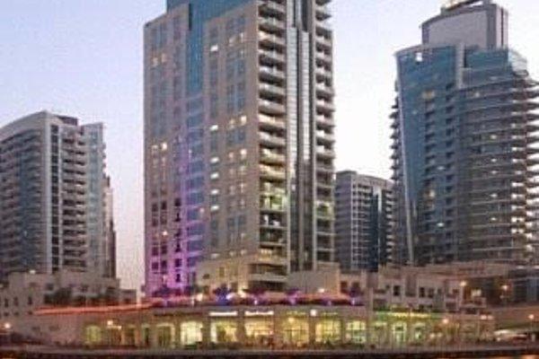 Marina Hotel Apartments - фото 19