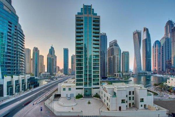 Marina Hotel Apartments - фото 20
