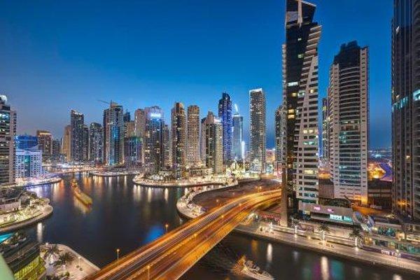 Marina Hotel Apartments - фото 21