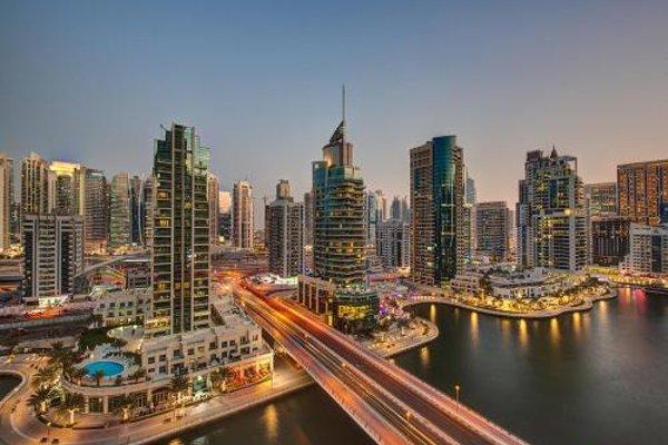 Marina Hotel Apartments - фото 23