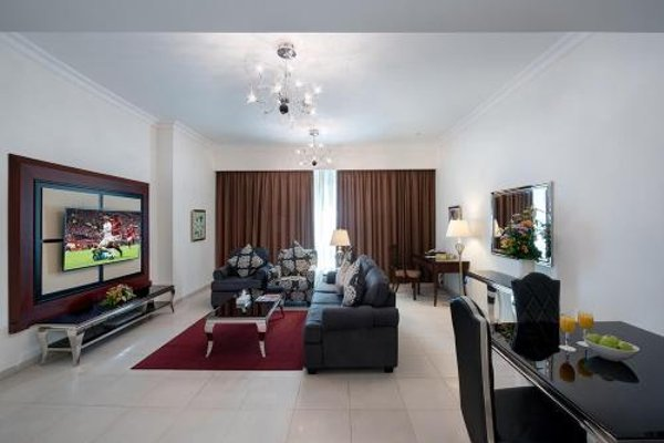 Marina Hotel Apartments - фото 3