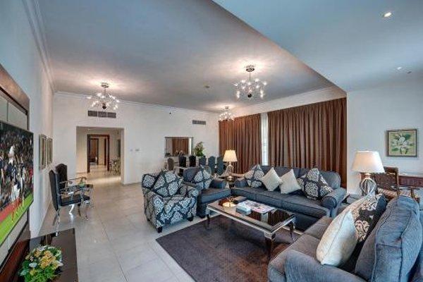 Marina Hotel Apartments - фото 8