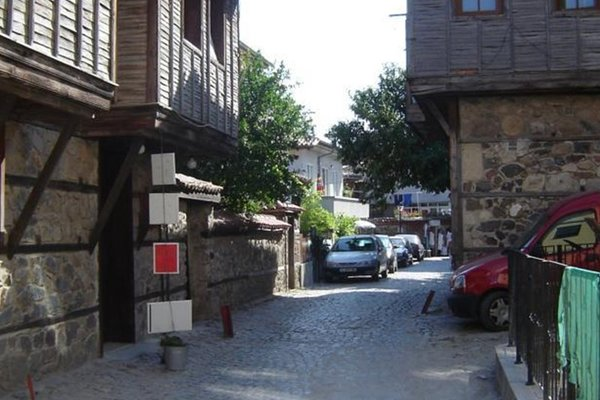 Apartment Old Town Sozopol - фото 23