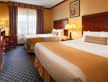 Апартаменты BEST WESTERN PLUS McComb Inn & Suites