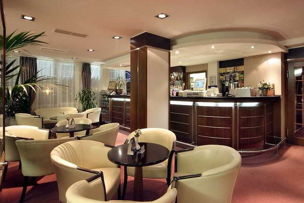 Central Hotel Forum - фото 12