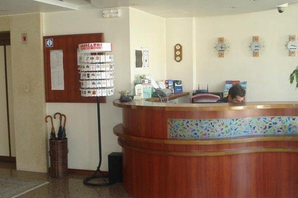 Kapri Hotel - фото 17