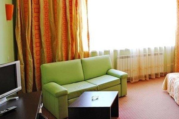 Отель «Жасмин» - фото 8