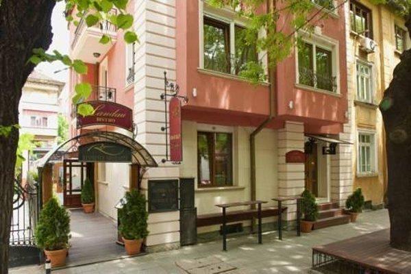 Отель Резиденс София - фото 21