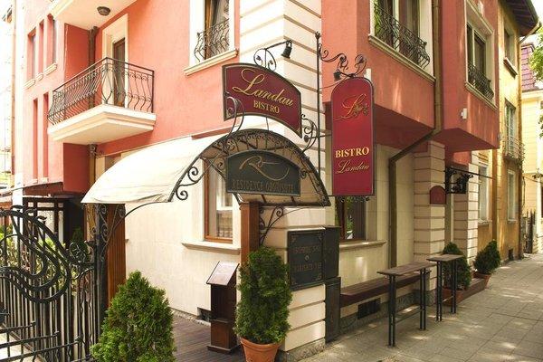 Отель Резиденс София - фото 22
