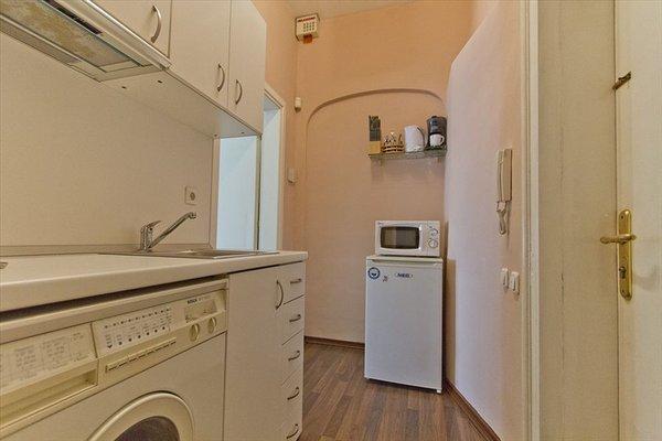 Sofia Inn Apartments Residence - фото 13