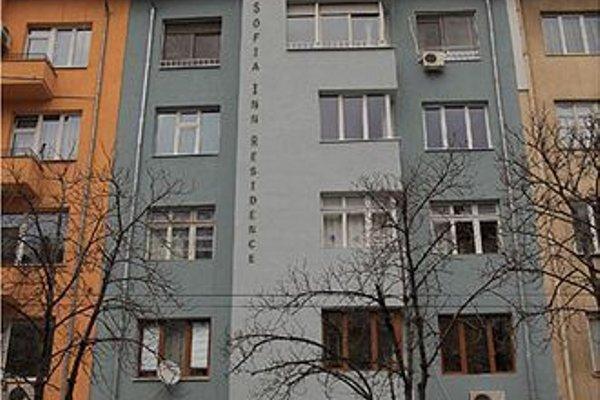 Sofia Inn Apartments Residence - фото 17