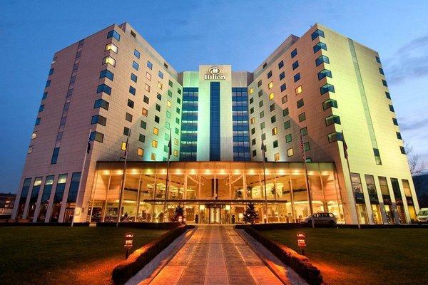Hilton Sofia - фото 22