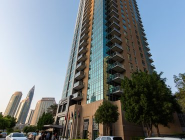 Guesthouse Ramada Downtown Dubai