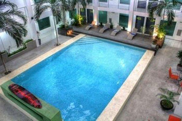 Hotel Villanueva - фото 20