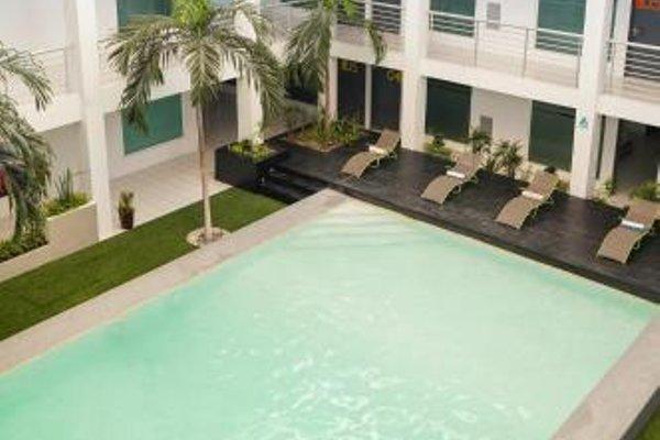 Hotel Villanueva - фото 21