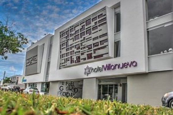 Hotel Villanueva - фото 22