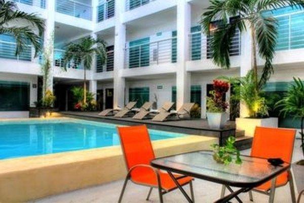 Hotel Villanueva - фото 23