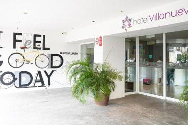 Hotel Villanueva - фото 4