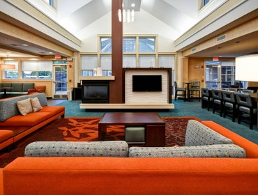 Гестхаус Residence Inn by Marriott Springfield Chicopee