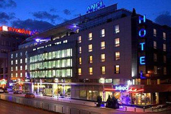 Отель Анел - фото 23