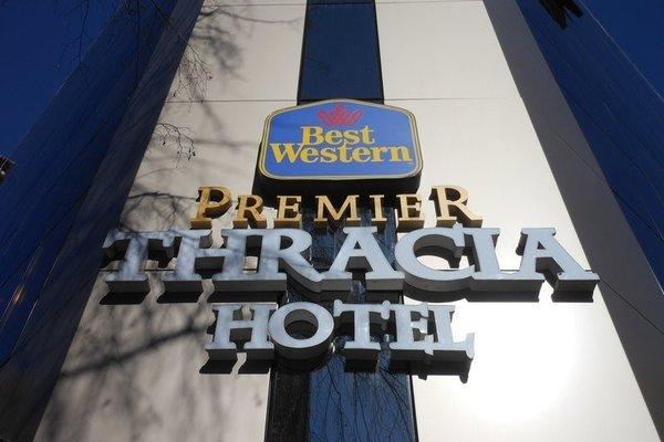 Best Western Premier Thracia Hotel - фото 22