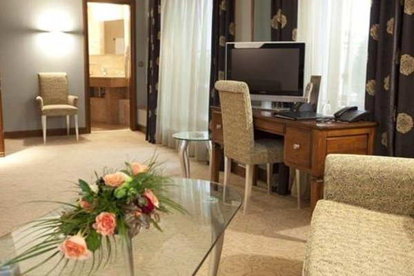 Best Western Premier Thracia Hotel - фото 4