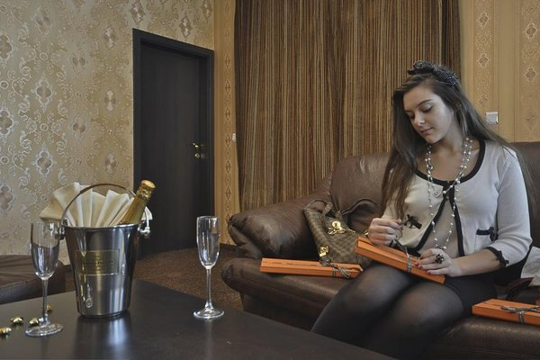 Anastasia Boutique Aparthotel - фото 9