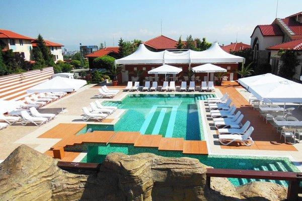 Tsarsko Selo Spa Hotel (Царско Село Спа Отель) - фото 20