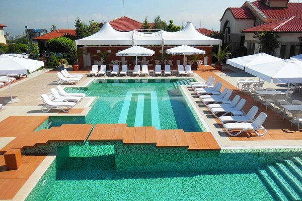 Tsarsko Selo Spa Hotel (Царско Село Спа Отель) - фото 21