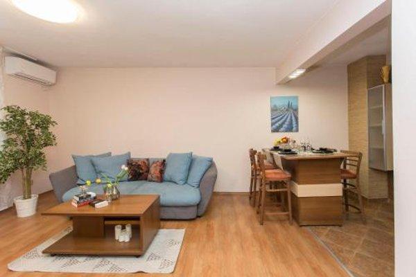 Sofia Central Hotel Apartments - фото 47