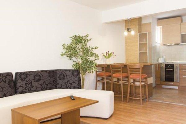 Sofia Central Hotel Apartments - фото 23