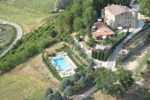 Agriturismo Castello Di San Vittorino - фото 38