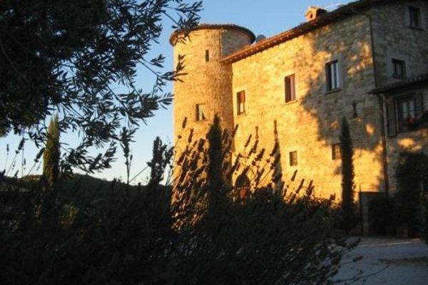 Agriturismo Castello Di San Vittorino - фото 5