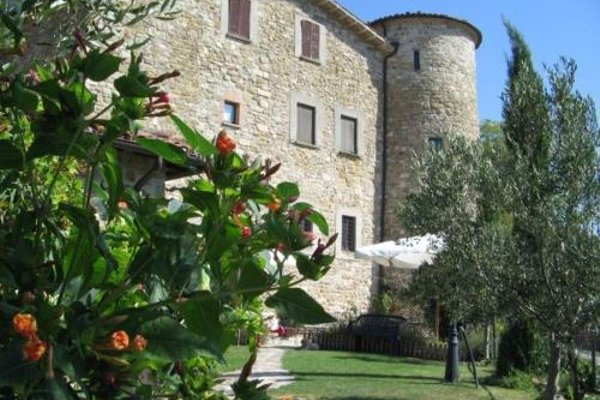 Agriturismo Castello Di San Vittorino - фото 6