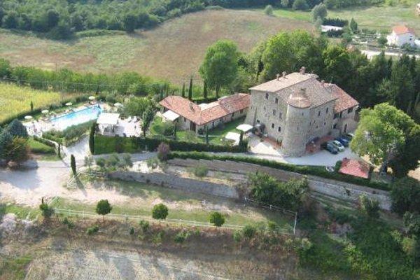 Agriturismo Castello Di San Vittorino - фото 7
