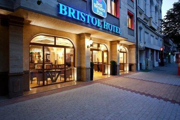 Best Western Plus Bristol Hotel - фото 21