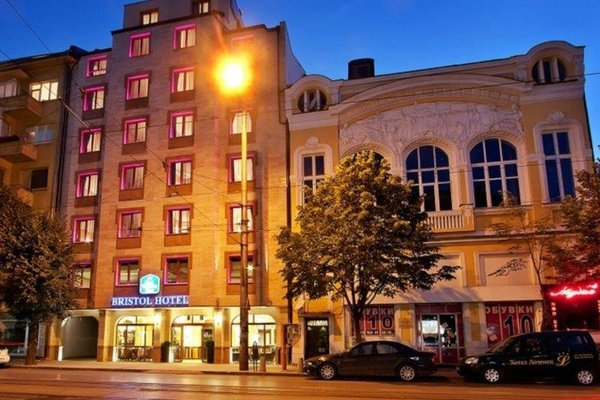 Best Western Plus Bristol Hotel - фото 22