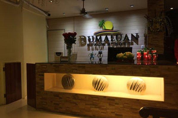 Dumaluan Beach Resort - фото 12
