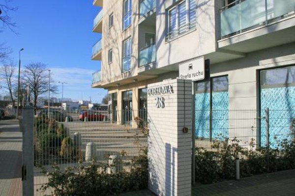 City Art Apartamenty w Rezydencji Maritimo - 23