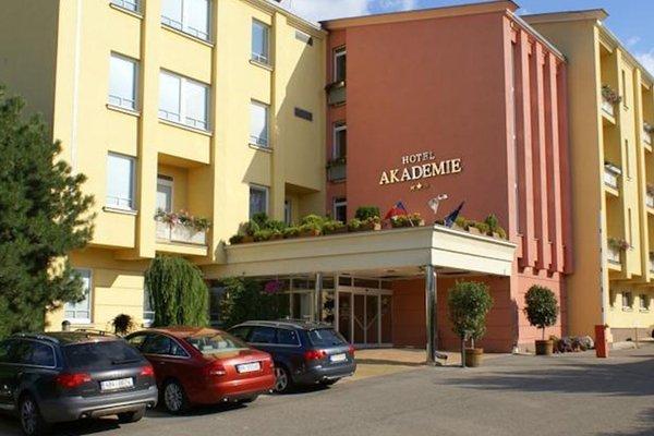 Hotel Akademie - фото 22