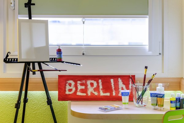ibis budget Berlin Kurfurstendamm - фото 16